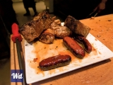<h5>Grilled Brazilian meats at Copenhagen Street Food</h5>