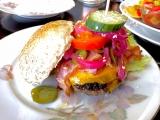 <h5>Burger in Copenhagen</h5>