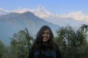 <h5>Sanya Sandhu of BAMtravels</h5>
