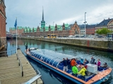 <h5>Copenhagen canals and The Old Stock Exchange</h5>