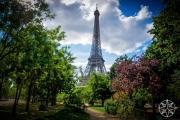 <h5>Eiffel Tower, Paris, France</h5>