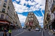 <h5>Montmartre Streets, Paris, France</h5>