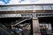 <h5>Barbès - Rochechouart station, Paris, France</h5>