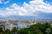 <h5>The view from the Basilica, Paris, France</h5>