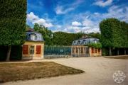 <h5>Gardens of Versaille, Versaille, France</h5>