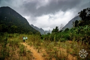 <h5>The trail to Hang En Cave, Phong Nha-Kẻ Bàng National Park, Vietnam</h5>