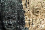 <h5>Banyon Temple, Angkor Thom, Angkor, Siem Reap, Cambodia</h5>