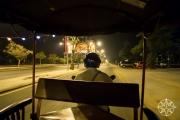 <h5>A tuk tuk ride to Angkor from Siem Reap, Cambodia</h5>