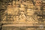 <h5>Terrace of the Leper King, Angkor Thom, Angkor, Siem Reap, Cambodia</h5>