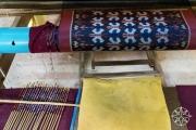 <h5>Silk weaving at Artisans Angkor, Siem Reap, Cambodia</h5>