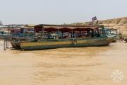 <h5>Siem Reap River, Cambodia</h5>