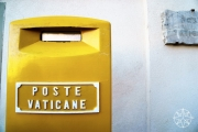 <h5>Vatican Post Office, Vatican City, Italy</h5>