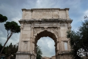 <h5>Arch of Titus, Rome, Italy</h5>