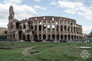 <h5>The Colosseum, Rome, Italy</h5>