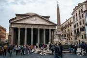 <h5>Pantheon, Rome, Italy</h5>