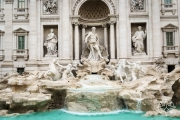 <h5>Trevi Fountain, Rome, Italy</h5>