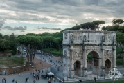 <h5>Arch of Constantine, Rome, Italy</h5>