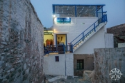 <h5>Captain Sifakis Restaurant, Kastro, Sifnos, Cyclades Islands, Greece</h5>