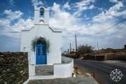 <h5>Churches of Sifnos, Cyclades Islands, Greece</h5>