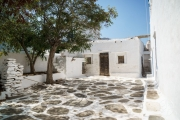 <h5>Streets of Apellonia, Sifnos, Cyclades Islands, Greece</h5>