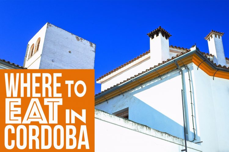 restaurants in cordoba