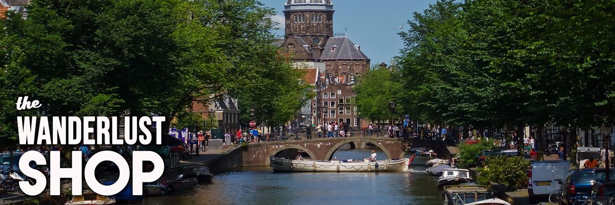 amsterdam custom trip planning