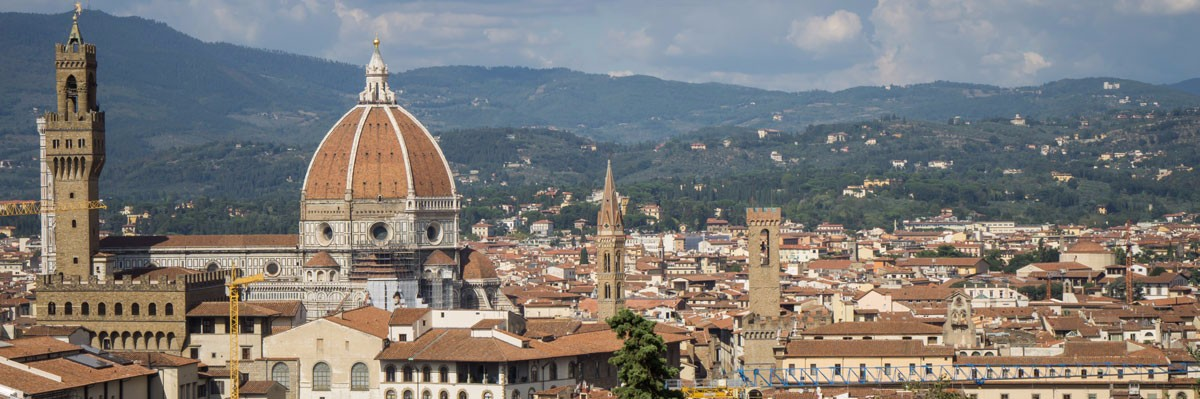 visiting florence