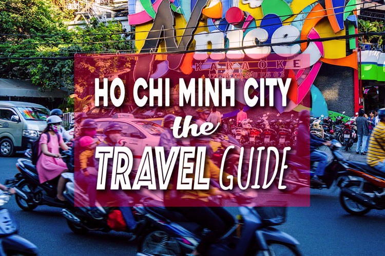 visiting Ho Chi Minh City