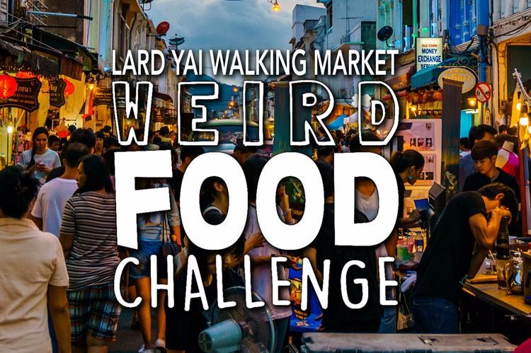 lard yai weird foods