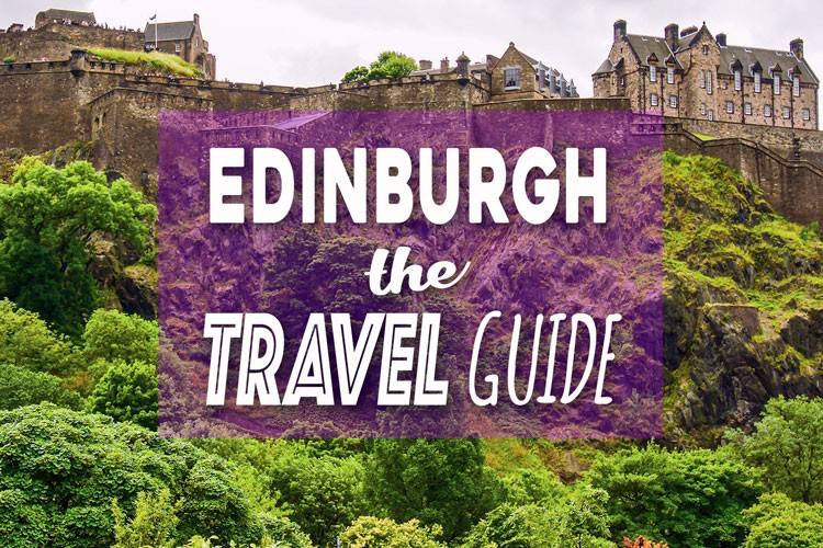visiting edinburgh