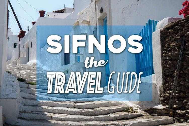 visiting sifnos