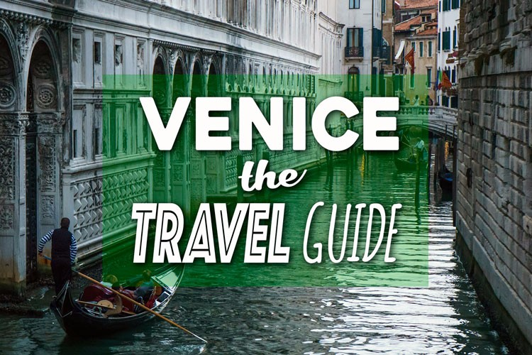 visiting venice
