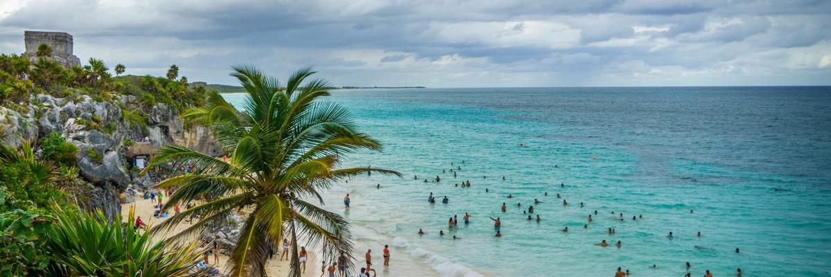 visiting playa del carmen